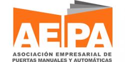 Logo AEPA - Asociación Empresarial de Puertas Manuales y Automáticas