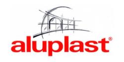 Logo Aluplast Iberica, S.L.U.