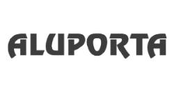 Logo Aluporta, S.L.