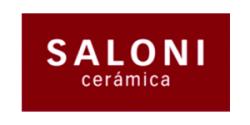 Logo Cerámica Saloni, S.A.