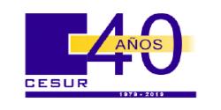 Logo Cerramientos del Sureste, S.A. - Cesur