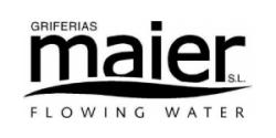 Logo Griferías Maier, S.L.