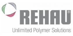 Logo Industrias REHAU, S.A.