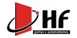 Logo Portas e Automatismos, S.A. - HFPortas - Hugo Fernandes