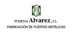 Logo Puertas Alvarez, S.L.