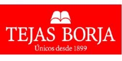 Logo Tejas Borja, S.A.U.