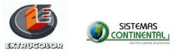 Logo Extrusionados y Tratamientos del Color, S.A. - Extrucolor