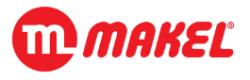 Logo Makel Elektrik Malz. San. VE TİC. A.S.